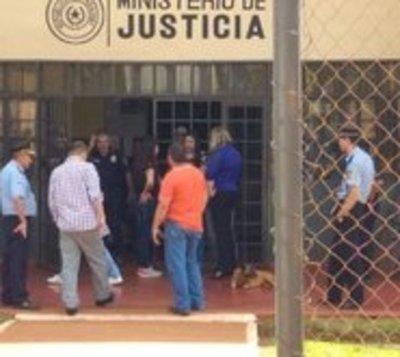 Autoridades de Brasil atrapan a fugado en frontera