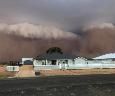 Australia y el giro extremo del clima