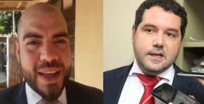 Investigarán a Volpe y Cantero, tildados de corruptos en Brasil