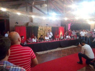 Martín Arévalo anhela ser el representante de la ANR en las municipales
