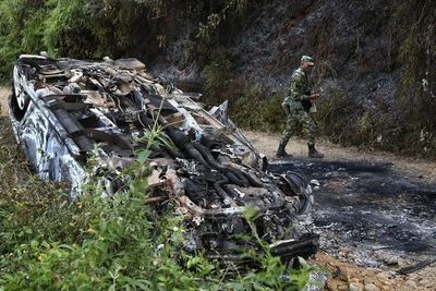 Unos 3.000 desplazados en Colombia por enfrentamientos entre bandas del narco