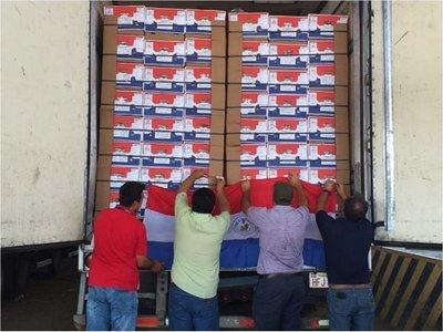 Por primera vez el Paraguay exporta banana a Chile