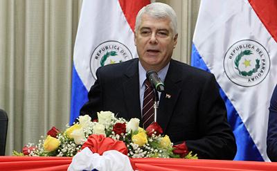 Ministro Arnoldo Wiens encabezará equipo de revisión del anexo C de Itaipú