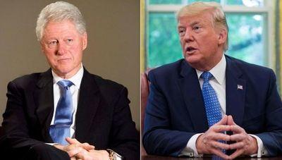Así fue el juicio político a Bill Clinton, el espejo del proceso contra Trump