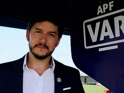 Cerro Porteño pide salida del director del VAR