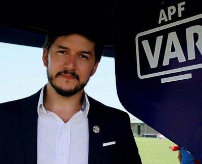 Cerro Porteño pidió la destitución del Director del VAR por olimpista