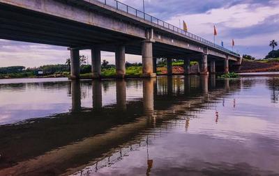 Gobierno inaugura puente sobre río Acaray para beneficio de Hernandarias y Minga Guasu