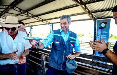 Tras sufrir mareos, el presidente Abdo será sometido a chequeos en Asunción