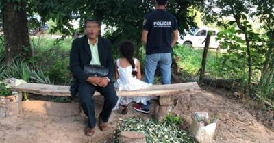Ñembo pastor cayó preso  tras estar 4 años prófugo