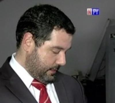 Volpe pide carpeta fiscal en su contra en Ministerio Público