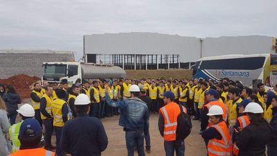 Ball Corporation generará trabajo para más de 350 paraguayos