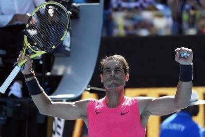 Australia Open: Nadal y Zverev brillan; Sharapova se fue en primera ronda