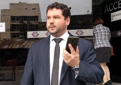 Hugo Volpe se presentó ante fiscalía y dijo que no tiene nada que esconder