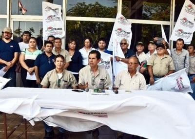 Sindicalistas de ANDE rechazan a Richer como representante en renegociación de Itaipú