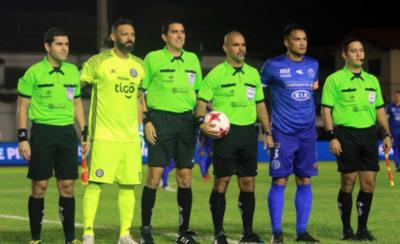 HOY / Juez paraguayo en un partido del Preolímpico