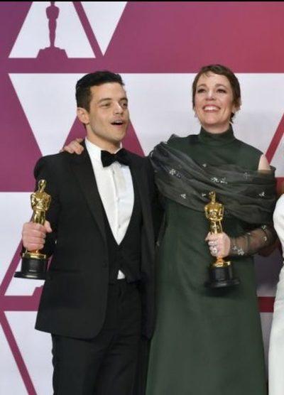Rami Malek y Olivia Colman, entre los presentadores de los Óscar