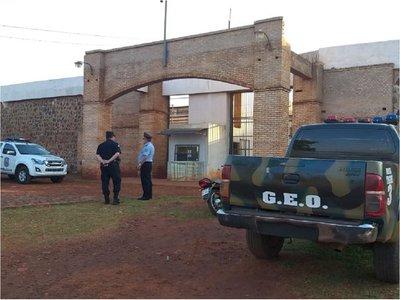 Provincia argentina en alerta tras fuga de reos en Pedro Juan Caballero