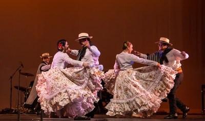 El Ballet Folclórico Nacional participará de la Fiesta del Chamamé en Argentina