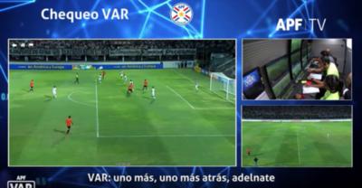 HOY / Publican polémica acción que quitó un gol al Aviador