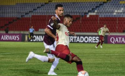 HOY / Primer partido de la Libertadores acaba igualado