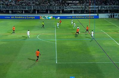 APF presenta el audio del VAR que anuló el gol de General Díaz a Olimpia