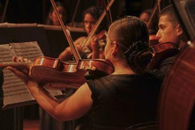 Audiciones para integrar la Orquesta de Cámara Juvenil del CCPA