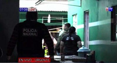 Bochornosa fuga: Sigue intenso rastrillaje en Pedro Juan Caballero