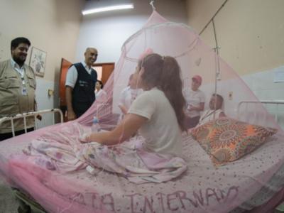 Dengue: Salud Pública garantiza medicamentos e insumos