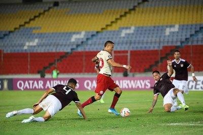 Carabobo y Universitario abrieron la Copa con un empate