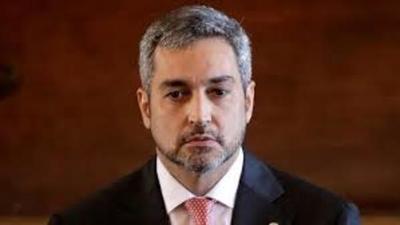 Confirmado: Mario Abdo tiene Dengue