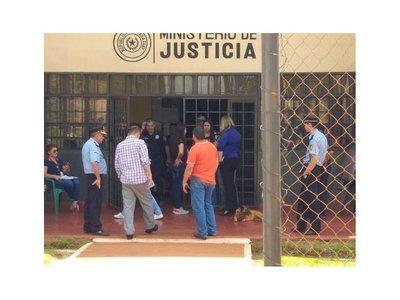 Fiscala reclama presencia del Ministerio de Justicia en PJC