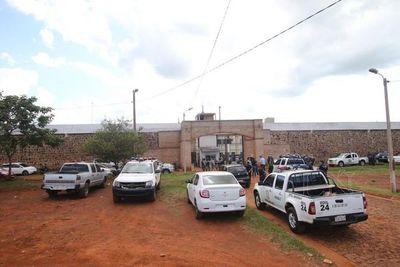 Penal de PJC todavía no remitió lista oficial de fugados a Policía Nacional