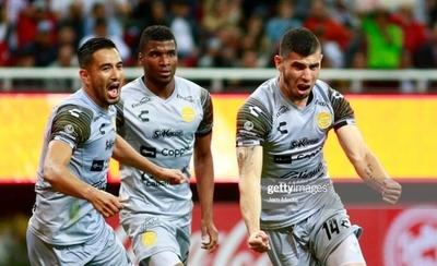 HOY / Dorados de Sinaloa da el batacazo con gol paraguayo