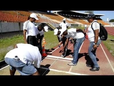Buscan formar a jueces de atletismo para competencia internacional a desarrollarse en Encarnación.