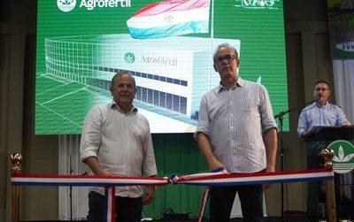 Empresa de insumos agrícolas amplía su presencia en Alto Paraná