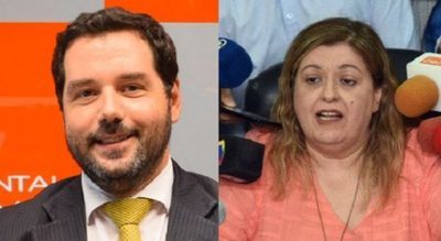 Volpe denunciará a Quiñónez por tratarlo de corrupto