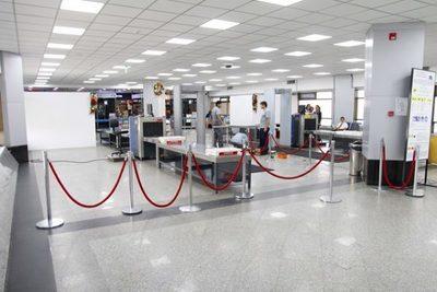 Trabajos de ampliación y mejoramiento del aeropuerto culminarán en marzo