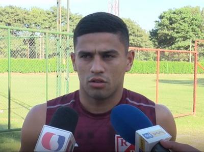 Marcelo González manifiesta su felicidad por el buen comienzo de River Plate