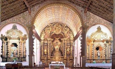 """HOY / Iglesia de Yaguarón declara la  """"guerra"""" a Trinidad: exige dos  altares del tiempo de López"""
