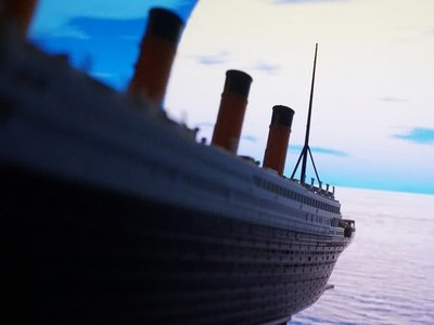 "Empresa quiere ""cortar"" el Titanic para recuperar una reliquia de la catástrofe"