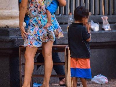 Habría 450 niños en situación de calle en Asunción y alrededores