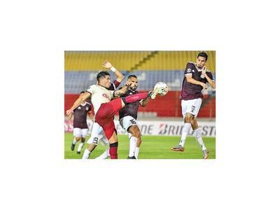 Igualdad en el primer juego de Libertadores