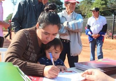 Indert insta a beneficiarios a ponerse al día en el pago por tierras