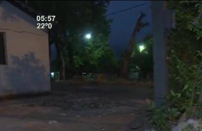 Violento robo en el barrio San Felipe