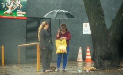 Anuncian jornada con precipitaciones leves