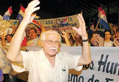 Aniversario de nacimiento del luchador por los DDHH, Luis Alfonzo Resck