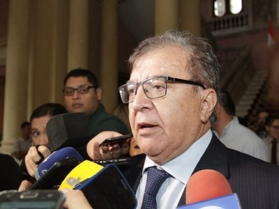 Hay un proceso importante de colonización de la narcopolítica hacia el Congreso, sostiene Nicanor