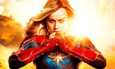 """Confirman """"Capitana Marvel 2"""" para el 2022"""