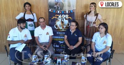Invitan a la 43° edición de la Fiesta del Chopp Bella Vista 2020