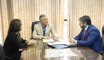 Caso Volpe: Fiscal explicó a titular del JEM que documento enviado por Brasil es confidencial